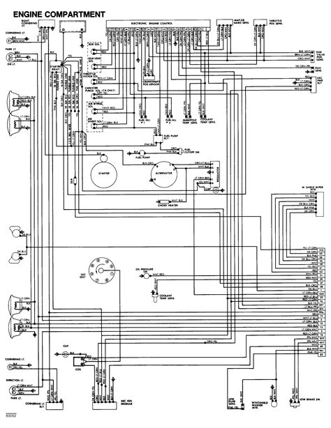 Wiring Diagram For 1983 Mercury Grand Marquis Alternator