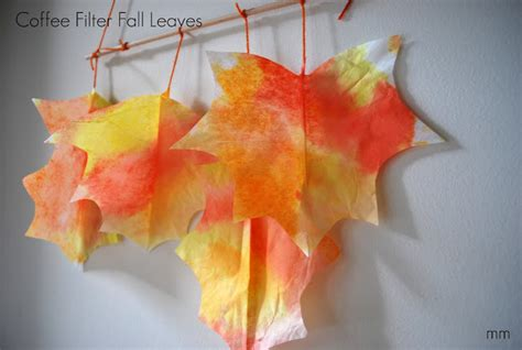 fall crafts for with leaves fall leaf crafts for to make crafty morning
