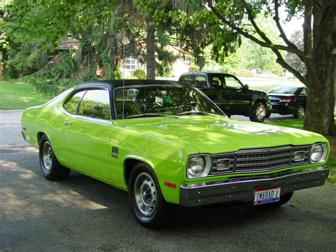 Dodge Duster 1973 1973 Plymouth Duster Hemi Coupe 20581