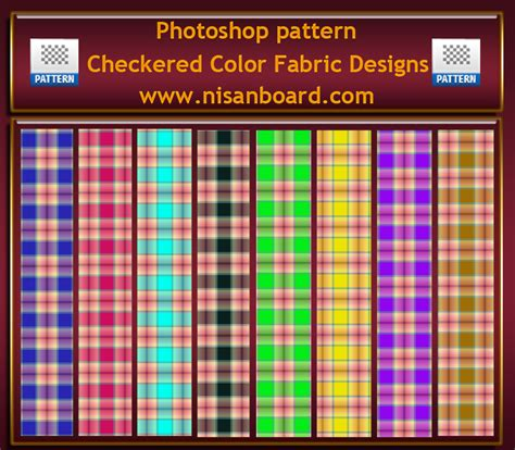 photoshop color pattern download photoshop pattern photoshop checkered color fabric