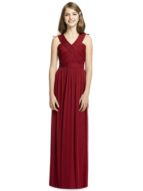 Junior Bridesmaid Dresses by Dessy Jr535 Junior Bridesmaid Dress Madamebridal