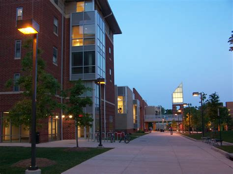 George Mason University Piedmont Hall Dorm Complex
