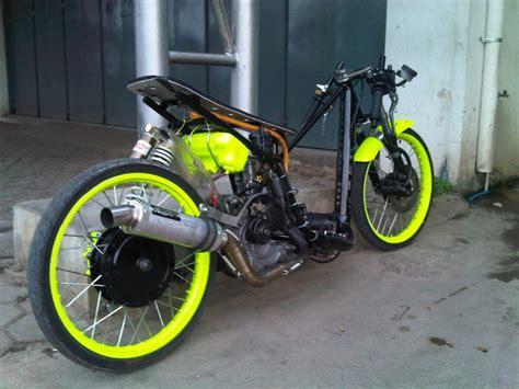 gambar motor drag mio 100 gambar motor mio drag modifikasi terkeren gubuk