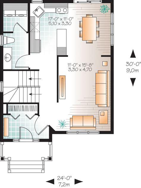 maison style americain plan maison moderne