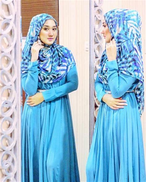 gamis batik desain dian pelangi 20 desain baju muslim terbaru dian pelangi 2016 ide