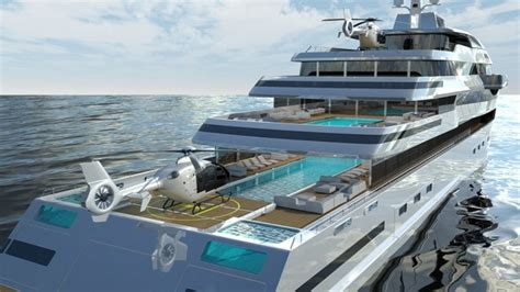 toy boat jim gill amazing glass yacht the 110m halycon by new york designer