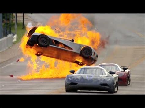 best car crash top 10 car crashes