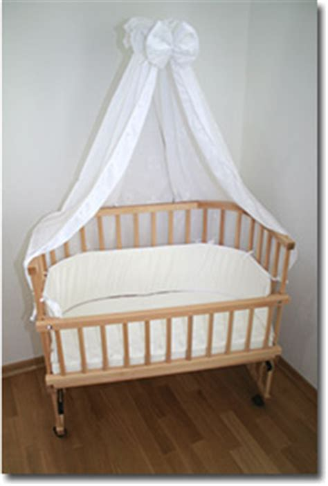 Rollen Für Bett by Testmagazine Babybay Bettchen Im Test