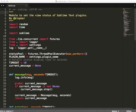 color themes for sublime text 3 best sublime text 3 themes of 2015 and 2016 scotch