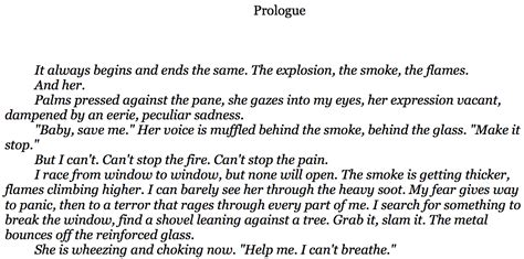 prologue template crime fiction collective to prologue or not to prologue