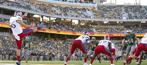 Mba Programs In Kansas by There S No Way Four Ku Football Walk Ons Surprised At