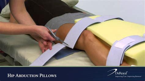 hip abduction pillow after hip surgery hip abduction pillows