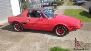 1978 Fiat X19 For Sale 1978 Fiat X1 9 Coupe X19 Bertone In Vic