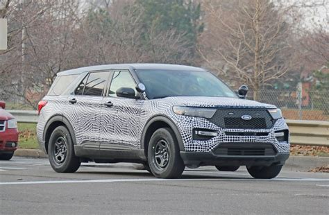 Ford Interceptor 2020 by 2020 Ford Explorer Interceptor Looks Ready To Fight