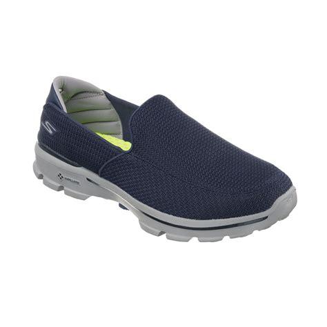 Sepatu Skechers Wanita Go Walk 4 Socks skechers go walk 3 unruly walking shoes navy grey