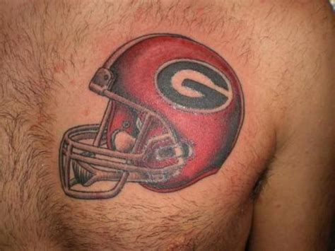 georgia bulldog tattoo designs uga bulldog ink and