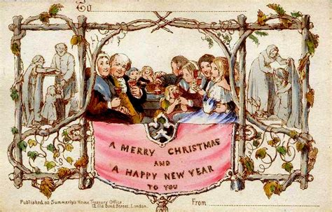 Noel Cards - the history of cards customs and