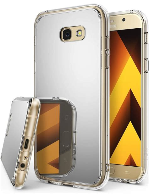 Ringke Galaxy A3 2017 Fusion Gold 1 galaxy a3 2017 ringke 174 fusion mirror bright reflection radiant