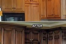 restaining wood trim how to restain wood trim thumbnail trim pinterest