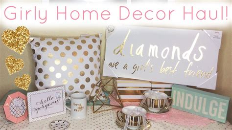 home decor tj maxx home decor haul homegoods t j maxx marshall s hobby lobby youtube