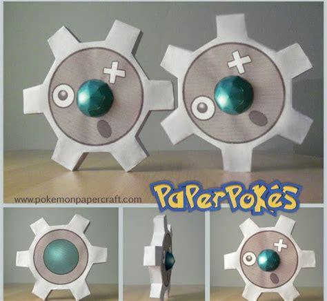 Gear Papercraft - paperpok 233 s pok 233 mon papercraft klink