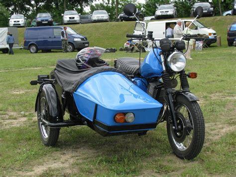 Motorrad Mit Beiwagen Bremsen by Mz Fotos 2 Fahrzeugbilder De