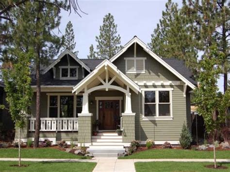Mission Style House Plans by Craftsman One Story Floor Plans One Story Craftsman Style
