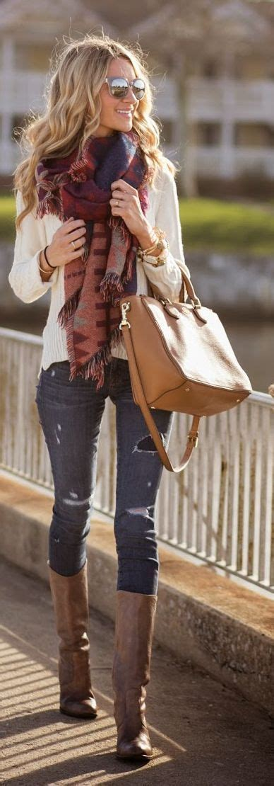 How To Wear Fall Fashions Top Trends by 7 Comfy And Fashionable Fall Ideas