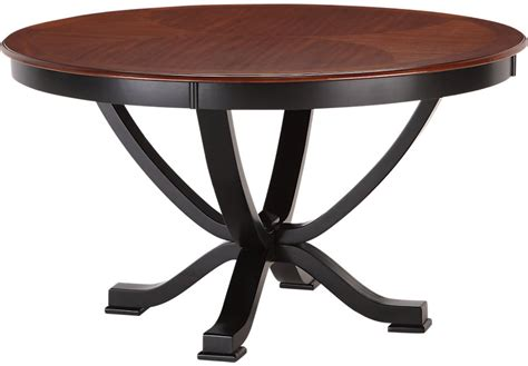 High Dining Room Tables orland park black round dining table dining tables black