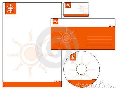 Business Letterhead Vector Letterhead Template Design Vector Royalty Free Stock Photos Image 8439178
