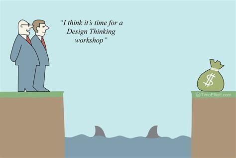 design thinking jokes humor business analytics digital business part 2