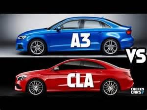 2017 audi a3 sedan s line vs 2017 mercedes coupe amg