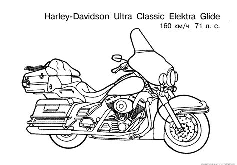 coloring book pages motorcycle free coloring pages of harley davidson logo