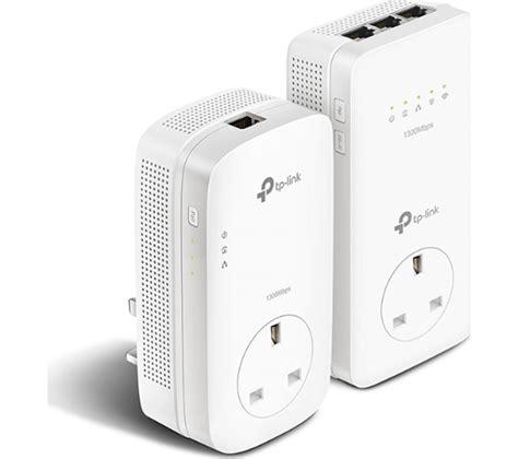 tp link powerline 3 buy tp link tl wpa8630p v2 wifi powerline adapter kit