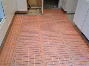 100 heated floors tile cost underfloor
