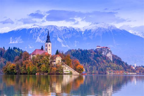 slovenia lake 10 tourist attractions and beautiful place must see around
