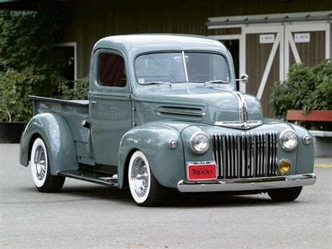 1946 Ford Truck by 1946 Ford Featured Vehicles Custom Classic Trucks