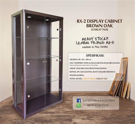 Lemari Display Kaca lemari koleksi tas lemari kaca untuk koleksi tas