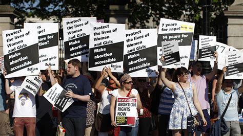 northern ireland abortion ban breaches human rights in stormont won t be forced to legalize abortion despite