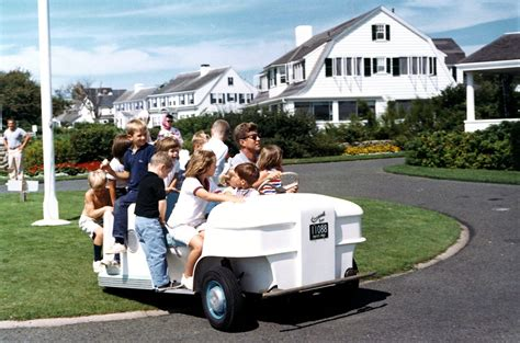 home to jfk from the kennedy compound to the national seashore jfk s