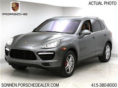 Porsche Of Oakland Sell Used Awd 4dr Turbo Sf Bay Area San Francisco