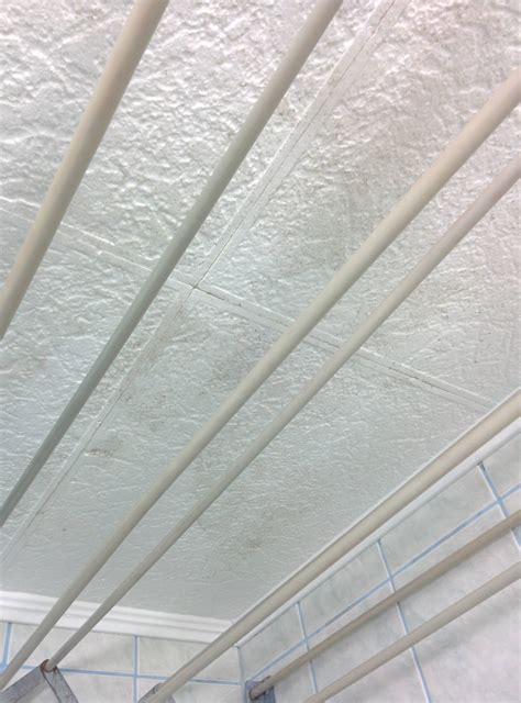 how to remove mold from styrofoam ceiling tiles home