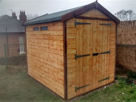 treated garden sheds dip treated wooden sheds beast sheds