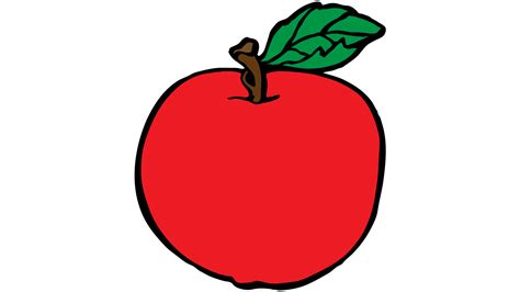 apple clipart 14 apple fruit free clipart fruit names a z with pictures