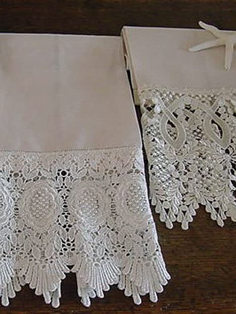 linen guest towels our gift collection highland lace