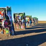 Best Section Of Route 66 by Best Route 66 Attractions Confused