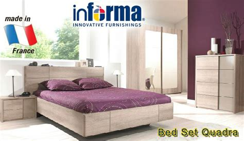 informa bedroom set quadra bed set informa co id informa bedrooms