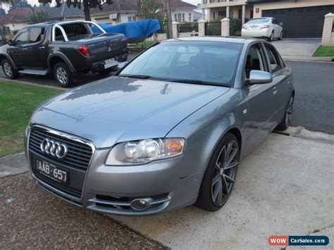 Audi A4 For Sale by Audi A4 For Sale In Australia