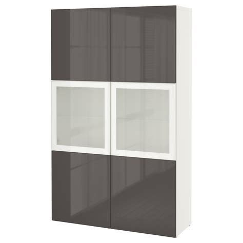 besta glass door best 197 ikea