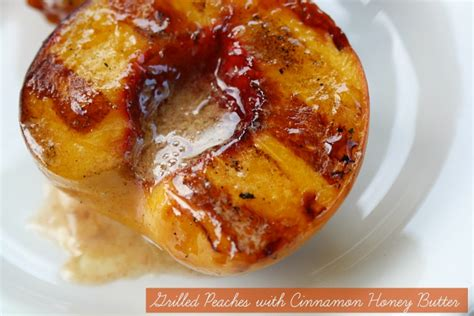 easy grilled dessert how to grilled cinnamon honey butter summer desserts grilling fruit easy desserts on the